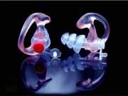Bouchons d'oreilles réutilisables - Durée de vie : 12 mois - 3 modes de filtration