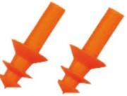 Bouchons de protection auditive anti bruit - Bouchons conformes à la norme EN352-2