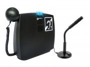 Boucle d'induction mobile - Peut être utilisé de façon mobile ou fixe