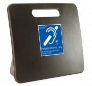 Boucle magnétique portative - Dimensions (L x H x P): 275 x 250 x 110 mm