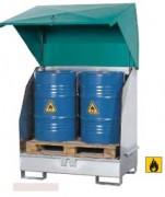 Box aéres pour fûts - W.L.2615, W.Z.2616, W.53025, W.53026