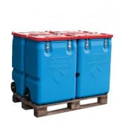Box de stockage produits dangereux - Capacité : 170 et 250 litres - Homologué ADR