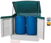 Box en PE pour produits dangereux - W.K.2858, W.K.2859