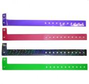 Bracelet vinyle - Largeur (mm) : 16 - 19 - 30