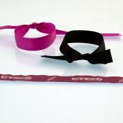 Bracelets d'identification évènementiels tissu brodé - Dimension standard (mm) : 11 x 320