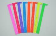 Bracelets de contrôle - Dimensions (mm) : 257