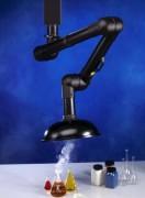 Bras articulé antistatique - Débit nominal : 50 à 400 m³/h