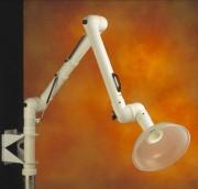 Bras d'aspiration 100 mm - Débit nominal : 50 à 400 m³/h
