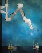 Bras d'aspiration pour laboratoires - Diamètre : 100 mm