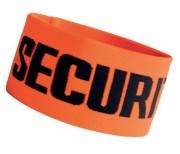 Brassard de sécurité élastique - 30 cm x 8 cm - Visibilité de jour