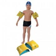 Brassard gonflable de natation - Idéal pour l'apprentissage de la natation
