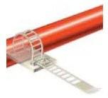 Bride ajustable pour câbles - SR 1787
