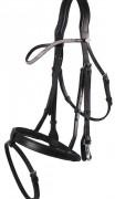Bridon équitation - Taille : cheval, cob, poney