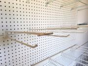 Broches pour gondole magasin - Longueur : 400 mm