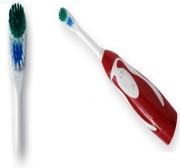Brosse à dent électrique avec tête interchangeable - Tète remplaçable avec pile