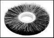Brosse Circulaire nylon dim 25,4 mm - Série CN