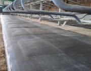 Brosse de nettoyage vaches - Matelas à eau AQUATOP