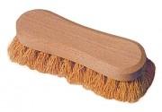 Brosse violon pour décapage surfaces -  Brosse à main poil dur fibre chiendent, nylon ou Mexyl