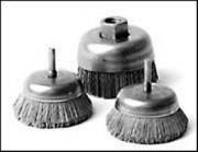 Brosses coupe abrasives nylon dim 152,4mm - Série BUC-AY