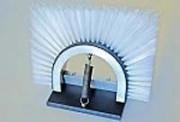 Brosses coupe abrasives nylon dim 69,8mm - Série BNH-AY