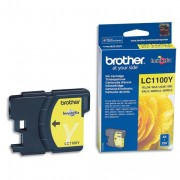 BROTHER cartouche jet d'encre jaune [LC1100Y] - Brother