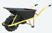 Brouette électrique 80 litres - Modèle légé - appréciée par les carreleurs