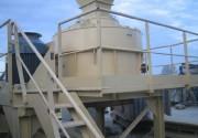 Broyeur à axe vertical - Débit (tonnes par heures) max. de 10  à 180