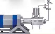 Broyeur à billes laboratoire - Volume du récipient de broyage 80 ml