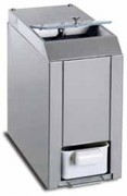 Broyeur à glace électrique 6 Kg par minute - Production : 6 Kg/min - Puissance : 200 W.