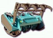 Broyeur à marteaux fixes - Largeur de travail de 1200 mm à 1800 mm selon le modèle