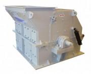 Broyeur à marteaux mobiles industriel - Rendement moyen : de 1,25 à 100 T (selon modèle)