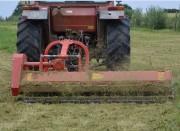 Broyeur agricole lourd - Largeurs de travail : de 1,60 m à 2,50 m -  Tracteurs de 45 à 90 CV.