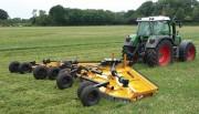 Broyeur agricole modulaire - Largeur de coupe (m) : 8.2