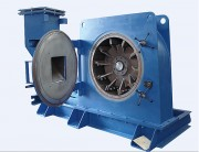 Broyeur centrifuge industriel - Par percussion - Granulométrie : jusqu'à 10 µ