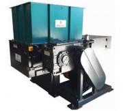 Broyeur de déchets solides - Recyclage toutes sortes de matériaux