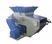 Broyeur déchiqueteur industriel à couteaux - Capacité 500, 750, 1100, 1600 Kg/heure