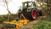 Broyeur forestier - Largeur de coupe (m) : 2