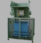 Broyeur industriel de déchets - Moteur : 3 à 9.2 kw
