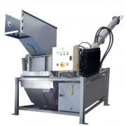 Broyeur industriel mobile - Bloc de coupe : 420x370 ou 600x510 mm