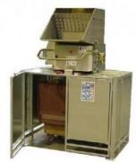 Broyeur pour traitement de déchets agroalimentaires - Section de broyage : 600 x 450 mm