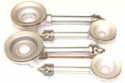 Brûleur Circulaire - Puissance de 18 à 47 kW - Pour appareils de cuisson en cuisine professionnelle et dans l'industrie agroalimentaire - Diamètre extérieur de 180 à 250 mm