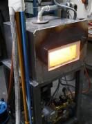 Brûleur forge - Forge - Flamme directe ou indirecte sur la matière à forger - Forge pour armurerie