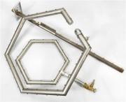 Brûleur Industriel Rampe Labo de forme - Puissance : 10 à 30 Kw - Flammage en plasturgie et industrie textile