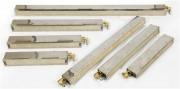 Brûleur radiant à céramique - Puissance de 2.5 à 6.5 kw - Différentes longueurs