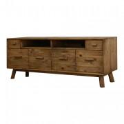 Buffet en bois de pin recyclé - Style scandinave et rustique