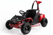 Buggy électrique 4x4 pour enfant - 3 Vitesses : de 3 à 8 km/h