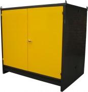Bungalow de stockage DMS - Volume de stockage de 6 m³