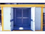 Bungalow de stockage extérieur - Produit disponible sur mesure