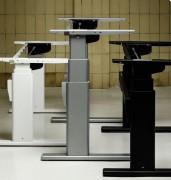 Bureau assis debout ajustable - Disponibles dans 3 couleurs