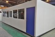 Bureau d'atelier Acier - Modulation 600, 1000, 1200, 1250 mm